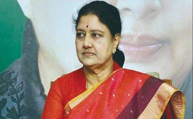 Amma Makkal Munnetra Kalagam Preparation For Welcoming Sasikala From Jail - Sakshi