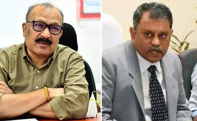 CS Adityanath Das Writes Letter To SEC Nimmagadda Ramesh - Sakshi