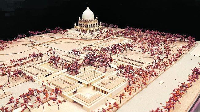 Golconda Fort is Set to Regain its Past Glory - Sakshi