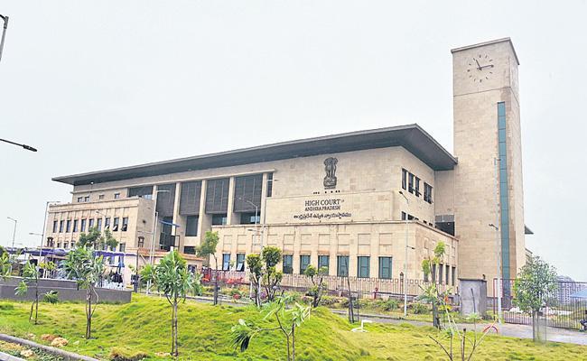 Andhra Pradesh HC gives nod to conduct gram panchayat polls - Sakshi