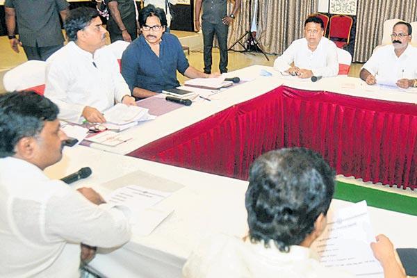 No chance BJP will be win in Tirupati Seat says Janasena - Sakshi