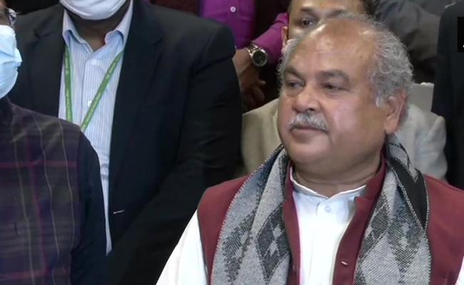 centre, farmers talks ends Unfinished For 11th Time - Sakshi