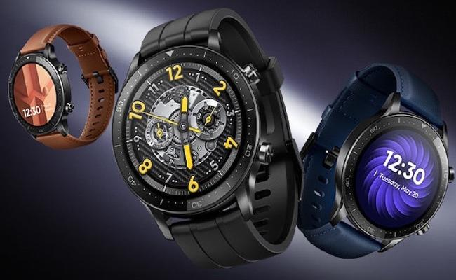 Realme Watch S Pro Comes under RS 10000 - Sakshi