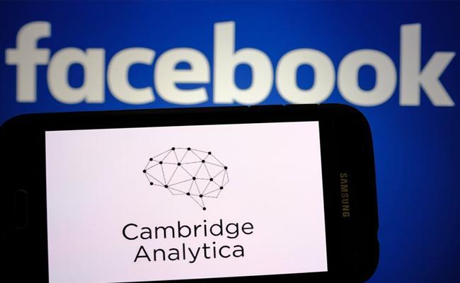 CBI Files Case Against Cambridge Analytica For Facebook Data Theft - Sakshi