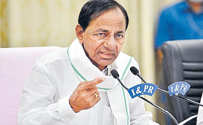 CM KCR Conducted Review On RTC At Pragati Bhavan - Sakshi