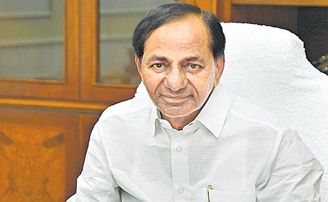 CM KCR Makes Decision To Give 10 Percent Reservations To EBC - Sakshi