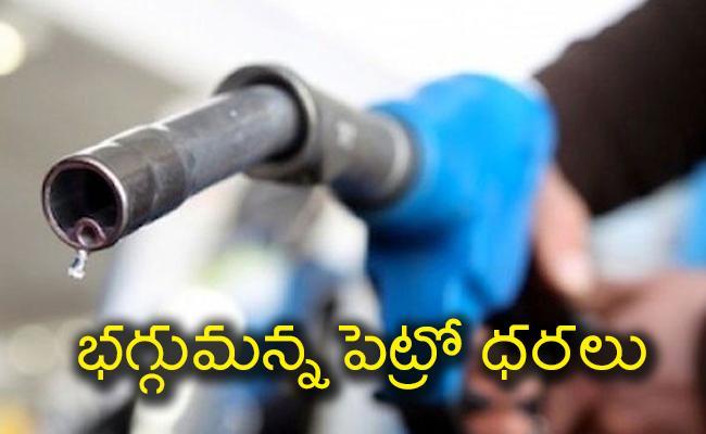 Petrol,diesel prices hit new record high - Sakshi