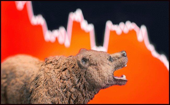 Sensex Drops Over 700 Points ends below 49k - Sakshi