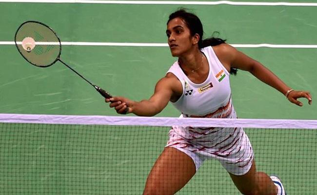 PV Sindhu and Sameer and doubles teams in quarterfinals - Sakshi