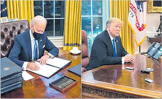 US proposes 5-year extension of nuclear arms treaty with Russia - Sakshi