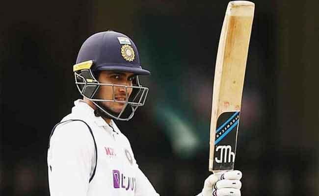 Shumban Gill Thanks Yuvraj Singh Giving Absolute Training Before IPL - Sakshi