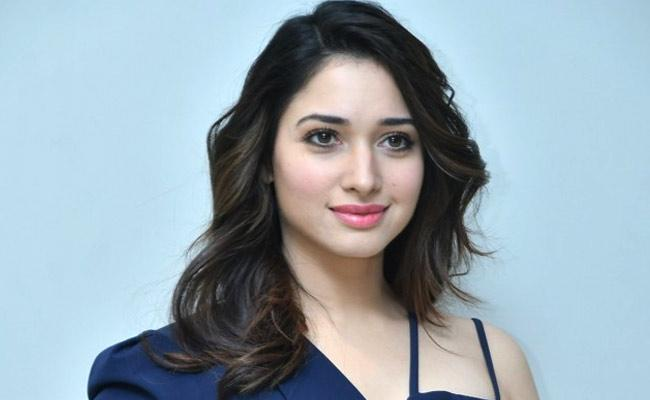 Tamanna Video Revealing The Secret Of Fitness - Sakshi