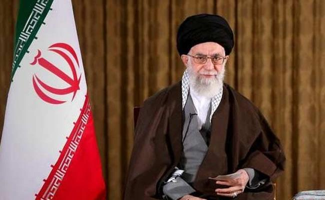 Twitter Suspends Account Linked To Iran Leader For Warning Trump - Sakshi