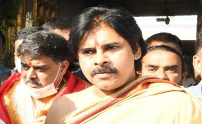 Pawan Kalyan Comments About BJP - Sakshi
