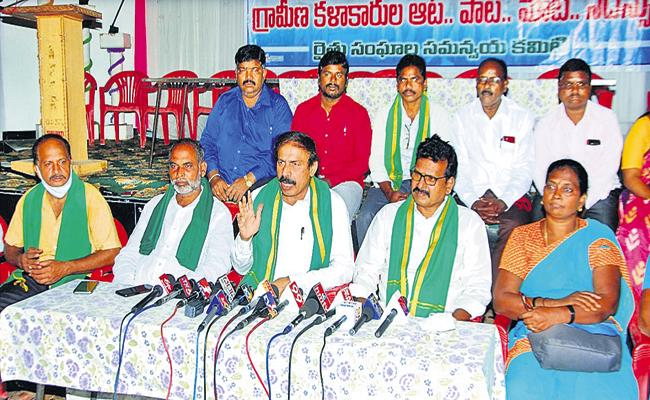 CPI Leader Ramakrishna Comments On Tirupati Lok Sabha by-polls - Sakshi