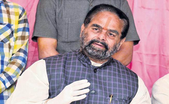Tammineni Sitaram Comments On Nimmagadda Ramesh - Sakshi