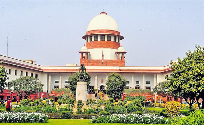 Supreme Court Probe On Panchayat Elections Today - Sakshi