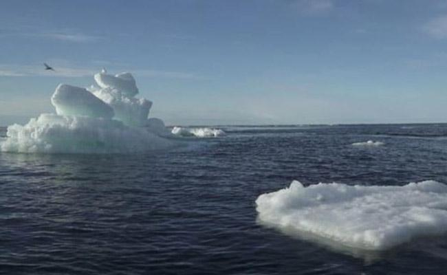 Earth Lost 28 Trillion Tonnes of ice between 1994 and 2017 - Sakshi