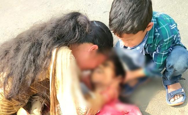 Man Assassination In Srikakulam District - Sakshi