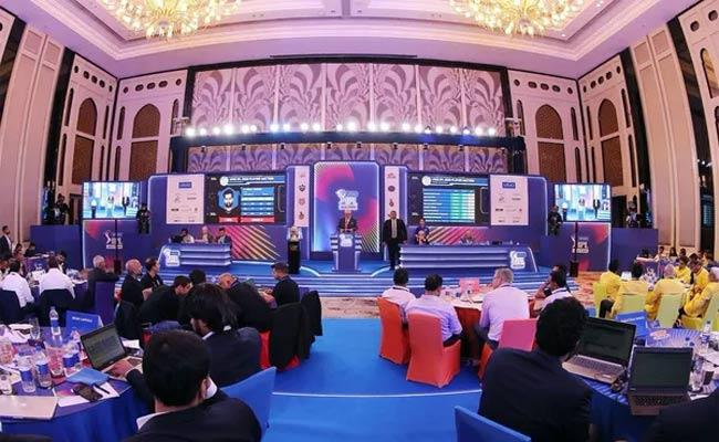 IPL 2021 Auction For Players Held On February 18 In Chennai - Sakshi