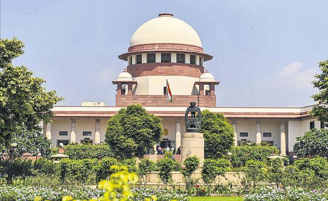 SC Dismisses GHMC Petition Over Permission To House Construction - Sakshi