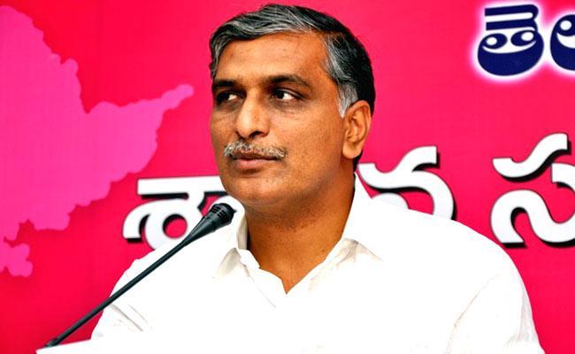 Harish Rao Comments In NABARD State Credit Seminar 2021 - Sakshi