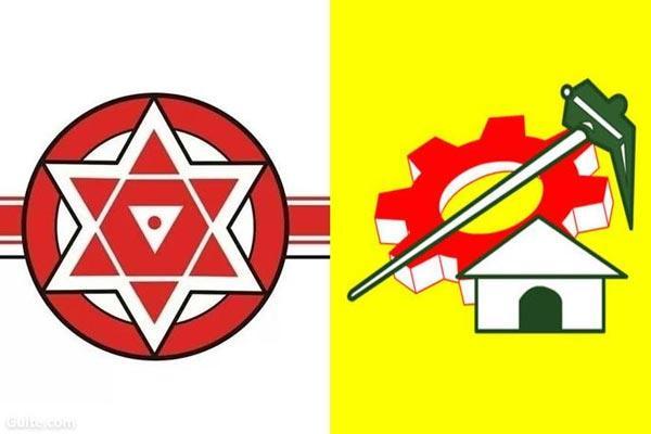 Cadre fires on TDP, Janasena Party policy - Sakshi
