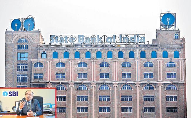 SBI asset quality remains healthy Says Chairman Dinesh Kumar Khara - Sakshi