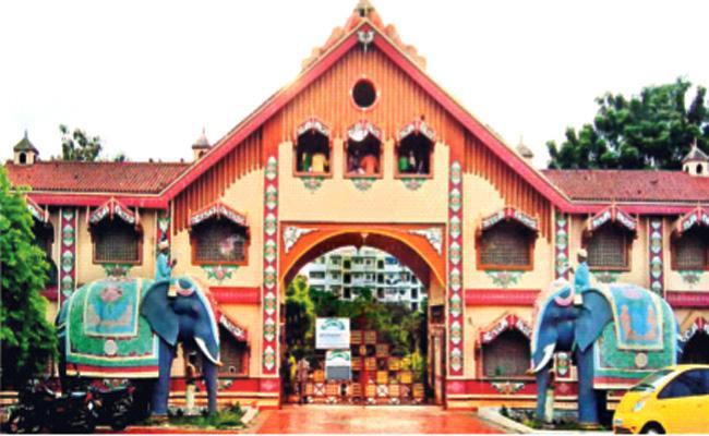 Shilparamam In Vijayawada At Krishna District - Sakshi