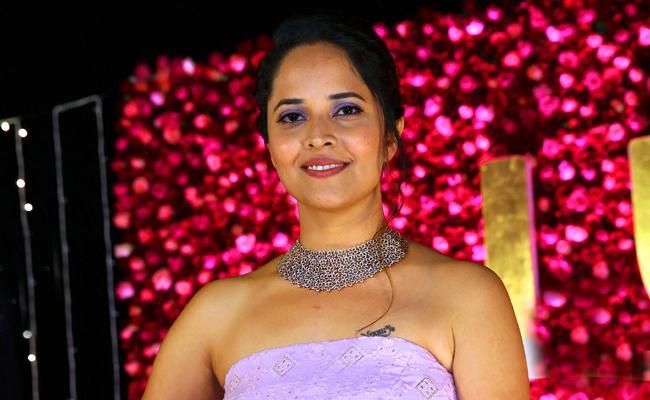 Anasuya Bharadwaj Fees 20 Lakhs For A Special song - Sakshi
