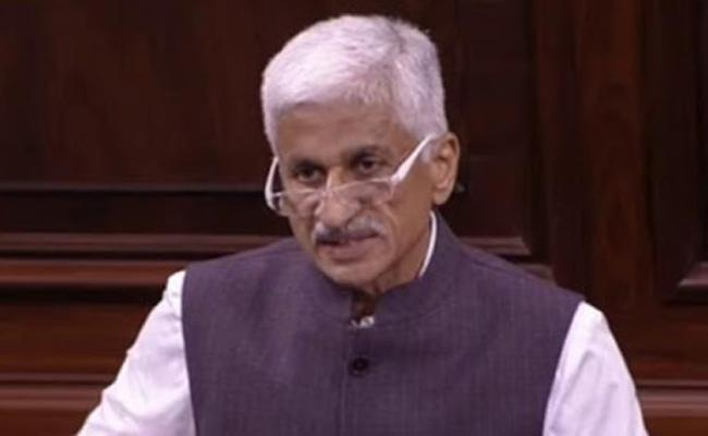 MP Vijayasai Reddy Asked To Give Special Status To AP - Sakshi