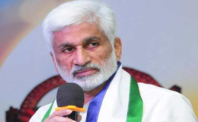MP Vijaya Sai Reddy Satirical Tweets On Chandrababu - Sakshi