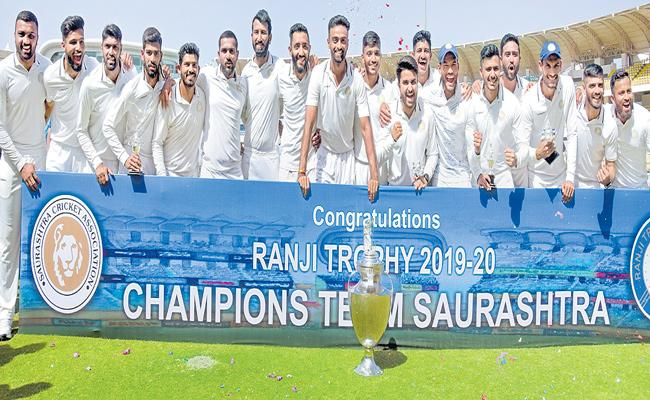 Ranji Trophy cancelled for the first time in 87 years - Sakshi