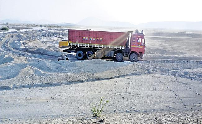 Ramagundam NTPC Ash Demand Increased Significantly - Sakshi