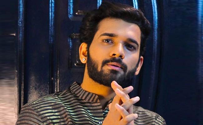 Bigg Boss 4 Telugu: Akhil Sarthak Play Key Role In Gopichand Seeti Maar Movie - Sakshi