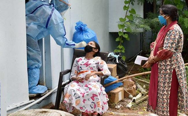 Corona In AP: Total Positive Cases Reached 883876 - Sakshi