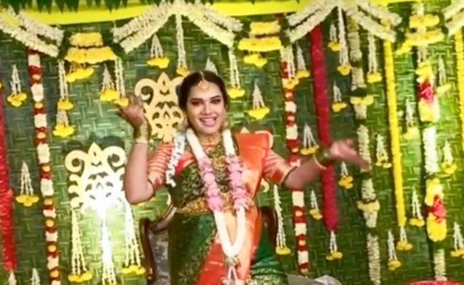 Actor Hari Teja Baby Shower Ceremony - Sakshi
