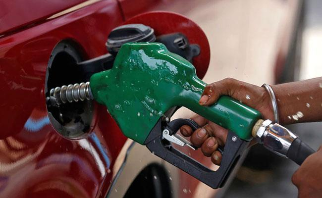 Crude oil prices boiling- Centre may slash excise duty on petrol - Sakshi