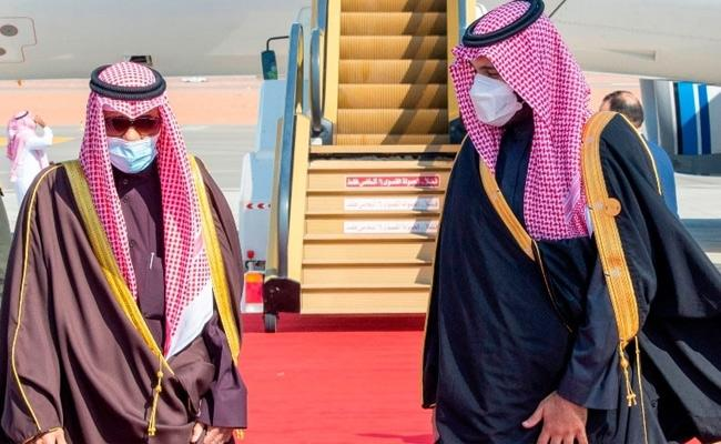 Editorial On Saudi Arabia And Qatar Restored Ties - Sakshi