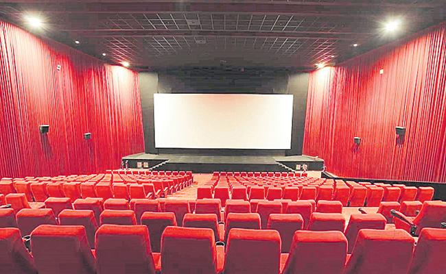 Govt allows cinema screens to operate at full capacity - Sakshi