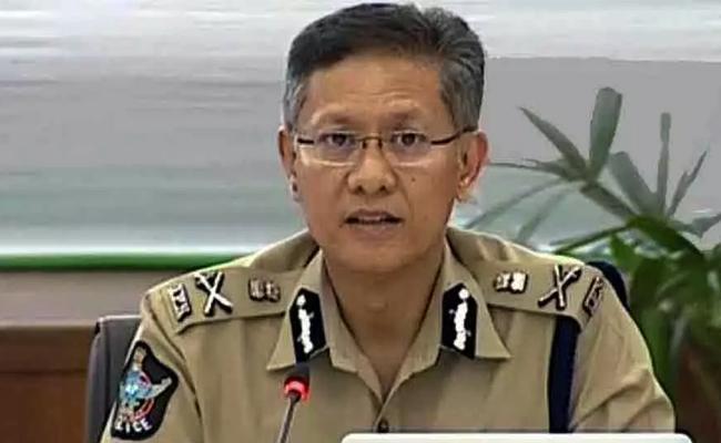 AP: Gautam Sawang Says Feeling Proud To Be A DGP - Sakshi