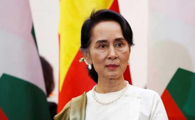 Myanmar Suu Kyi Detained In Military Coup, 1Year Emergency Declared - Sakshi