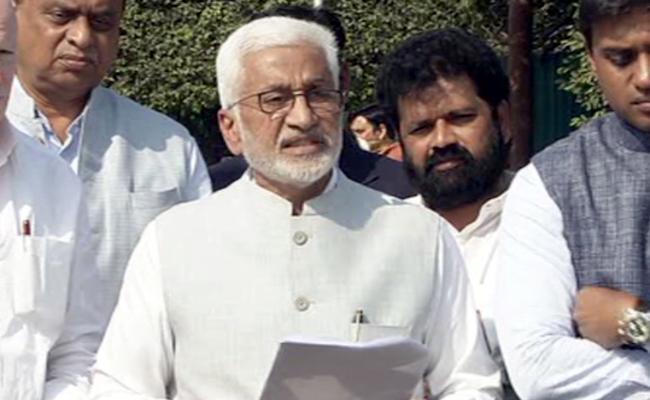 Budget 2021: Vijayasai Reddy Respond On Allocation Of Budjet To AP - Sakshi