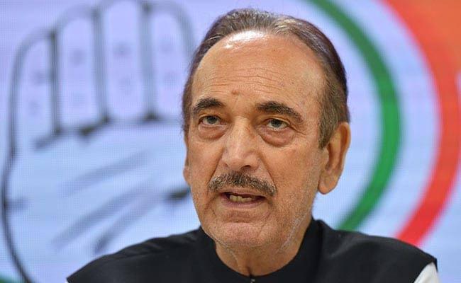 congress dont Nominat We Reddy Athawale tells Ghulam Nabi Azad - Sakshi