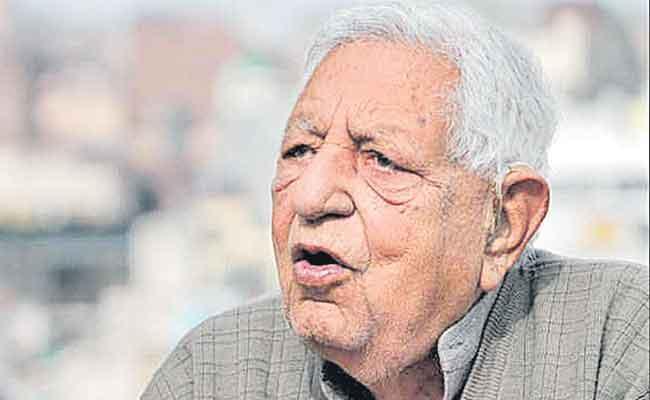 Mallepally Laxmaiah Guest Column On Krishan Dev Sethi - Sakshi