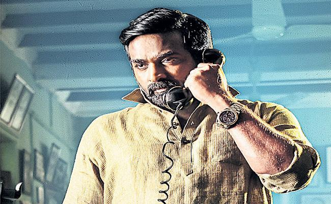 Why Vijay Sethupathi Not Dubbed For His Role In Uppena - Sakshi