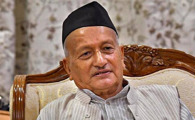 Maharashtra Governor Koshyari denied use of VVIP aircraft - Sakshi