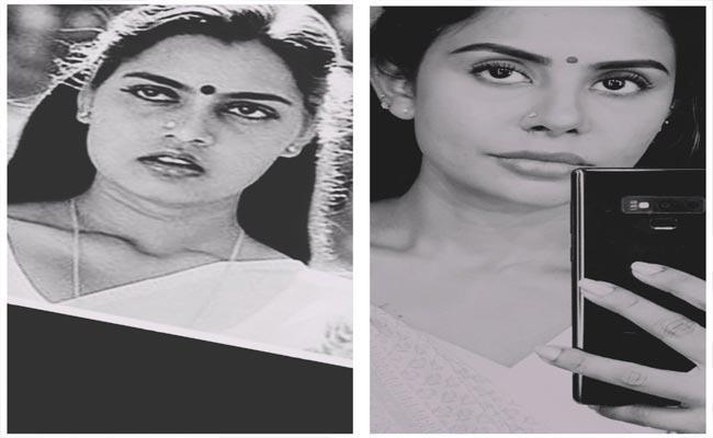 Not Anasuya, Its Sri Reddy To Act In Silk Smitha Biopic - Sakshi