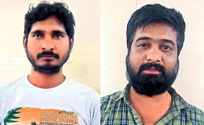 2 Men Held Of 7 Members Gang Who Makes Fake Documents Sold Plots In Meerpet - Sakshi