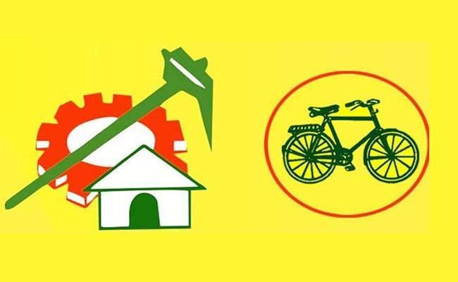 Chandrababu Personal Secretary Threats In Kuppam - Sakshi